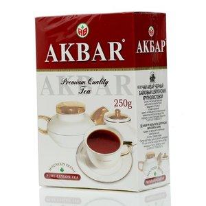 Чай черный цейлонский ТМ Akbar (Акбар) Premium