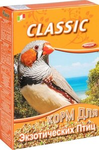Корм для экзотических птиц Fiory Classic diamant, 400 г