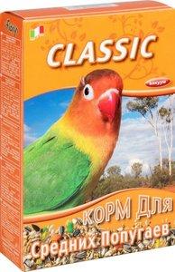 Корм для средних попугаев Fiory Classic, 400 г