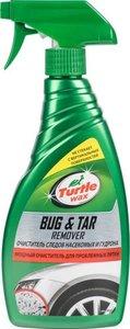 Очиститель следов насекомых и гудрона Turtle Wax, 500 мл