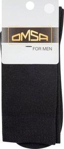 Носки мужские Eco 401 цвет: черный, размер 45-47 ТМ Omsa (Омса)
