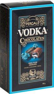 Конфеты шоколадные Pergale с водкой, 190 г