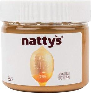 Паста-крем арахисовая Natty's, 325 г