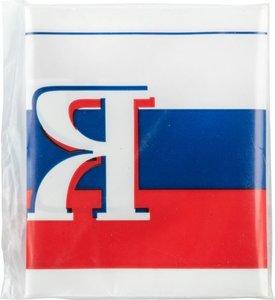 Палка-стучалка надувная с дизайном Россия