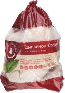 Цыпленок-бройлер охлажденный Верхневолжская птицефабрика тушка, 1 упаковка (1,5-2,5 кг)
