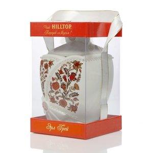 Чай черный байховый Earl grey ТМ Hilltop (Хиллтоп) ароматизированный