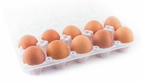 Яйцо куриное С1 ТМ Боровская, 10 шт