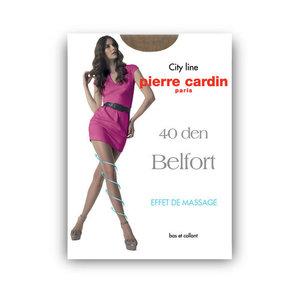 Колготки женские Belfort (Бельфорт) 40 den, цвет visone, размер 2 ТМ Pierre Cardin (Пьер Карден)