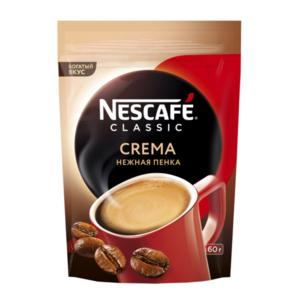Кофе растворимый порошкообразный Classic Crema (Классик Крема) ТМ Nescafe (Нескафе)
