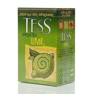 Чай зеленый байховый с цедрой цитрусовых, ароматом лайма ТМ Tess (Тесс)