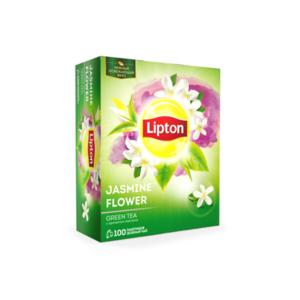 Чай зеленый в пакетиках Jasmine Flower (Жасмин Флауэр) 100*1.4г ТМ Lipton (Липтон)