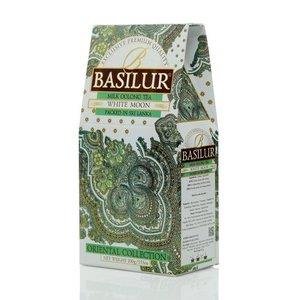 Чай зеленый байховый White moon TM Basilur (Басилур)