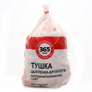 Тушка цыпленка-бройлера потрошеная охлажденная ТМ 365 Дней