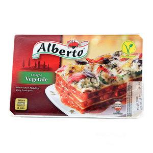Лазанья овощная с сыром Vegetable ТМ Alberto (Альберто)