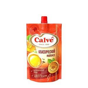Майонез Классический ТМ Calve (Кальве)