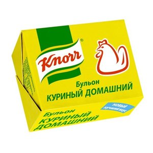 Бульон куриный домашний ТМ Knorr (Кнорр)