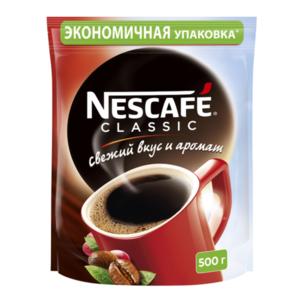 Кофе растворимый Nescafe Classic (Нескафе Классик) ТМ Nescafe (Нескафе)