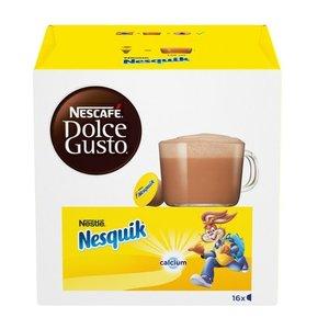 Какао-напиток в капсулах Dolce Gusto Nesquik (Дольче Густо Несквик) ТМ Nescafe (Нескафе)