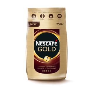 Кофе растворимый Nescafe Gold (Нескафе Голд) ТМ Nescafe (Нескафе)