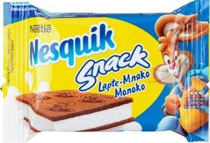 Пирожное бисквитное с молочной начинкой ТМ Nesquik (Несквик)