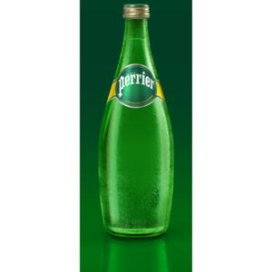 Вода природная столовая газированная минеральная ТМ Perrier (Перриер)