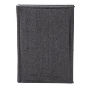 Ежедневник датированный - тёмно-серый ТМ Infolio (Инфолио)