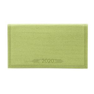Ежедневник датированный - светло-зелёный ТМ Infolio (Инфолио)