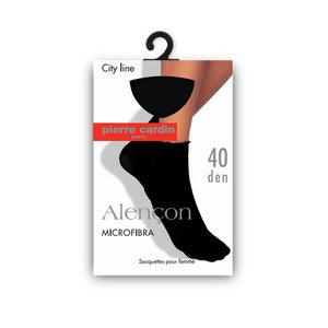 Носки женские Alencon (Алансон) 40 den, цвет nero, размер 3 ТМ Pierre Cardin (Пьер Карден)