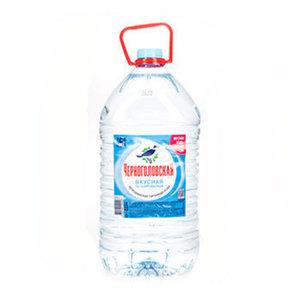 Вода питьевая негазированная ТМ Черноголовская