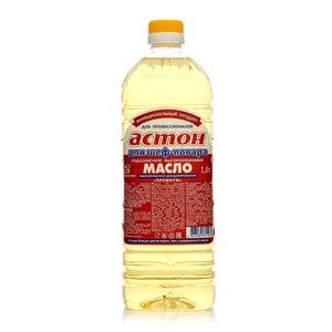 Масло подсолнечное рафинированное высокоолеиновое ТМ Астон