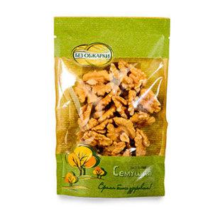 Орехи грецкие чилийские сушеные натуральные ТМ Сёмушка