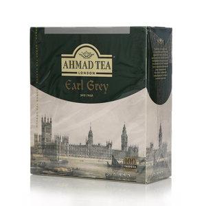 Чай черный Earl Grey (Эрал Грей) с бергамотом 100*2г ТМ Ahmad Tea (Ахмад Ти)