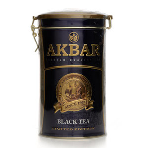 Чай черный Цейлонский крупнолистовой ТМ Akbar (Акбар)