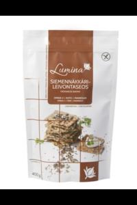 Смесь кукурузная для выпечки с семенами подсолнечника, льна, тыквы ТМ Lumina (Люмина)