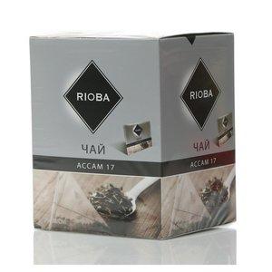 Чай черный ТМ Rioba (Риоба) Ассам 17, 20 пакетиков