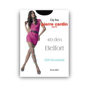 Колготки женские Belfort (Бельфорт) 40 den, цвет nero, размер 3 ТМ Pierre Cardin (Пьер Карден)