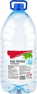 Вода питьевая негазированная, 5 л