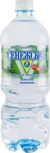Вода природная минеральная Сенежская негазированная, 1 л