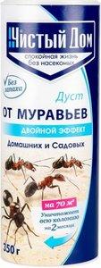 Дуст от муравьев ТМ Чистый дом