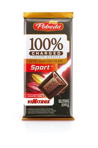 Шоколад Чаржед Спорт ТМ Победа вкуса