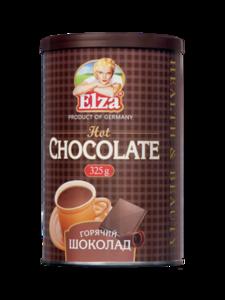Горячий шоколад ТМ Elza (Эльза)