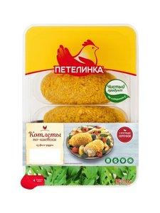 Котлеты по-киевски ТМ Петелинка