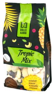 Фруктово-ягодная смесь с орехами Tropik Mix ТМ Dolce Albero (Дольче Альберо)