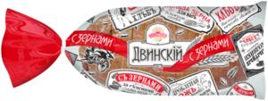 Хлеб Двинский с зернами ТМ Аладушкин