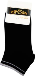 Носки мужские Active (Актив) 105 цвет: черный, размер 42-44 ТМ Omsa (Омса)