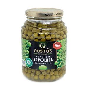 Горошек зеленый ТМ Gustus (Густус)