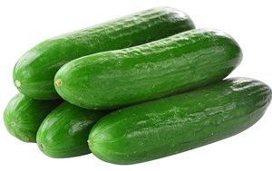 Огурцы среднеплодные гладкие тепличные кг