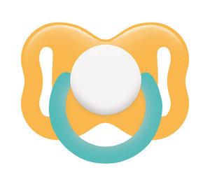 Соска-Пустышка Lubby Just от 0мес силикон классический сосок, кольцо, колпачок арт15923/144/12