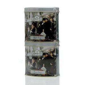 Чай черный листовой Earl Grey 2*200г ТМ Ahmad Tea (Ахмад Ти)