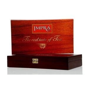 Смесь черного и зеленого байхового чая ТМ Imprа (Импра) The real taste of Tea, 40 пакетиков